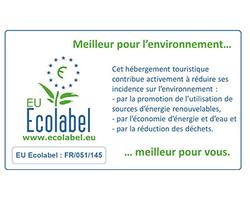 Garden Hôtel - RENNES - ECOLABEL EUROPÉEN